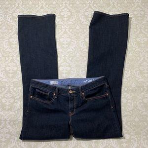 Gap women's bootcut jeans size 31 curvy long